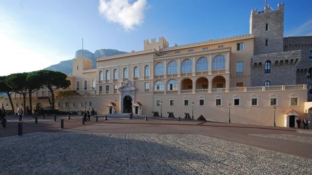 Palast von Monaco